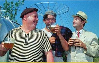 Минздрав: чрезмерное употребление пива опасно для здоровья!