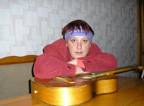 Татьяна Рудовская