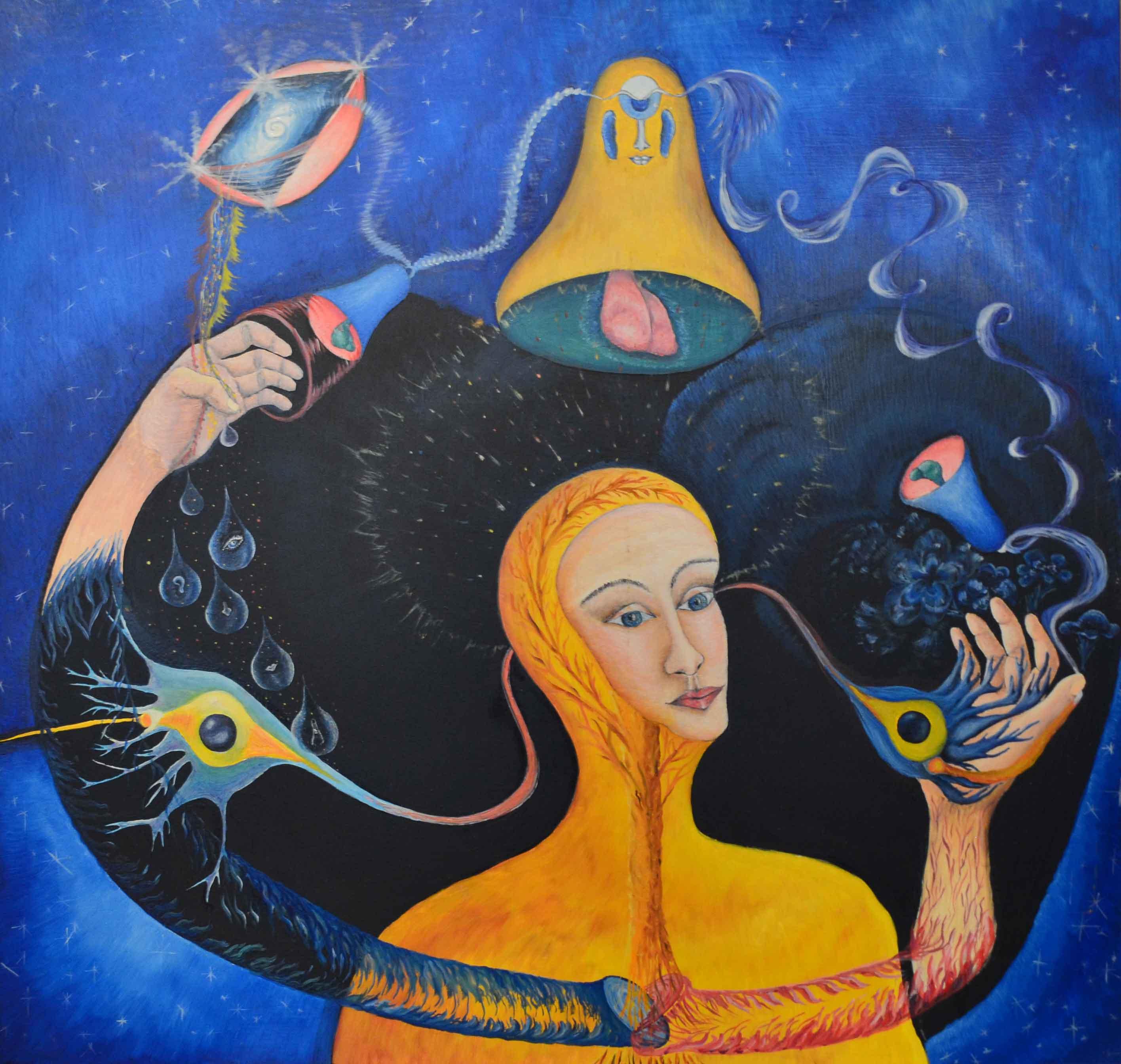 эзотерическая живопись; автор Пальковская-Чабанюк И. В.
